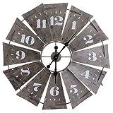 Raz Imports 32'' Windmill Clock