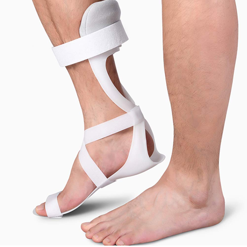 Echaprey Adjustable Swedish Ankle Foot Orthosis (AFO) for Foot and Ankle Support (Left, L) by Echaprey (Image #7)
