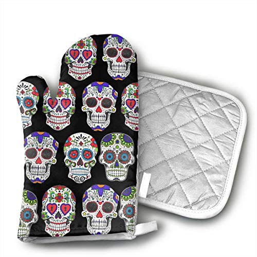day of the dead cookie jar - 7