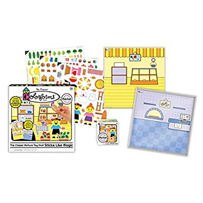 Colorforms Picture Play Set - Market: Toys & Games