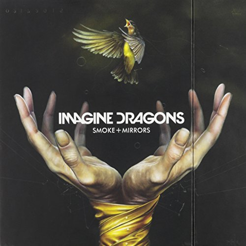 Music : Imagine Dragons Smoke & Mirrors Limited Edition Special Box Set Includes 14 Art Prints