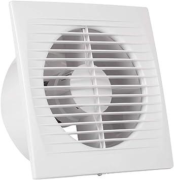 Ventilador extractor de ventilación silencioso de 150 mm, HG POWER ...