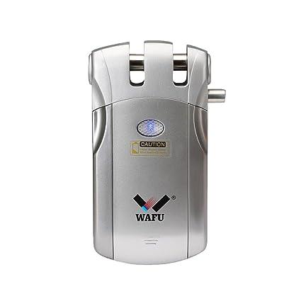 Smart Door Lock Wafu Wf 018 Wireless Remote Control Lock Security