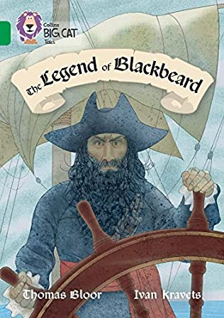 book cover of The Legend of Blackbeard
