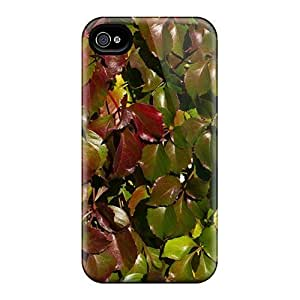 Dana Lindsey Mendez Fashion Protective Woodbine Nature Case Cover For Iphone 4/4s