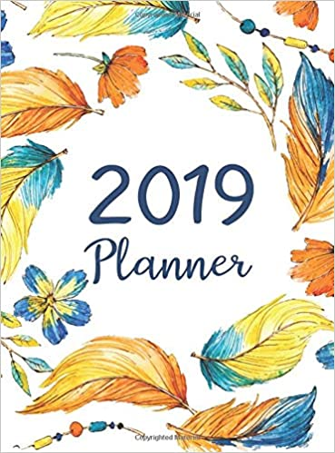 Daily Holiday Calendar.2019 Planner Daily Weekly And Monthly Calendar Planner With Holiday