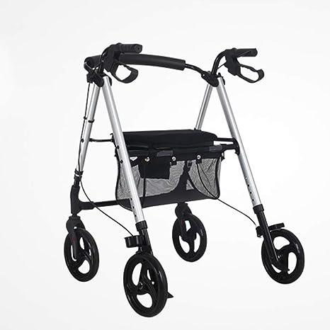 WXC WALKER Ayuda a Caminar Andador De Andador Debajo De La ...