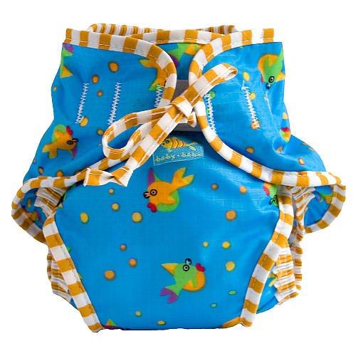 Kushies Swim Diaper Medium Yellow product image