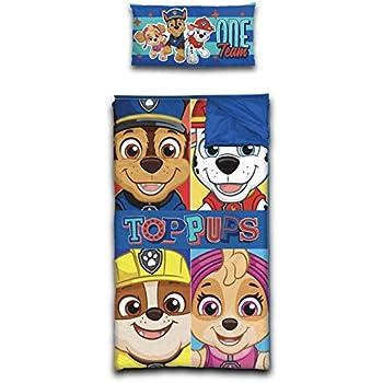 Amazon Com Nickelodeon Paw Patrol Kids Sleeping Bag With