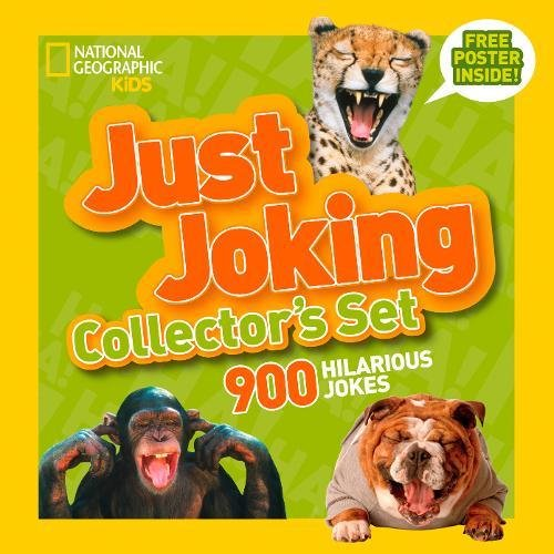 Book About Stars - National Geographic Kids Just Joking Collector's Set (Boxed Set): 900 Hilarious Jokes About Everything