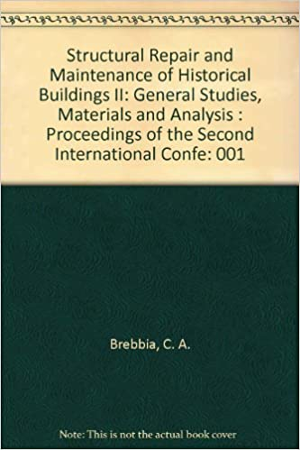 Structural Repair and Maintenance of Historical Buildings II