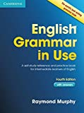 capa de English Grammar in Use Students Book Intermediate with Answers: A Self-Study Reference and Practice Book for Intermediate Students of English