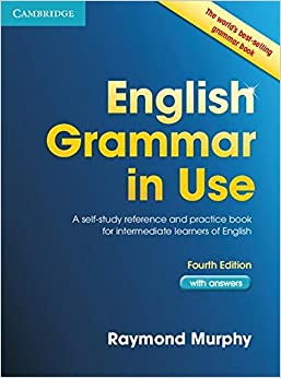 Book English Grammar in Use: A Self-study Reference and Practice Book for Intermediate Students of English - with Answers