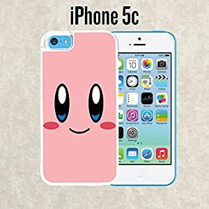 iPhone Case Cartoon Girl Cute Kirby LOL for iPhone 5c White 2 in 1 Heavy Duty (Ships from CA)