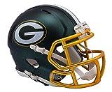NFL Green Bay Packers Riddell Alternate Blaze Speed Full Size Replica Helmet