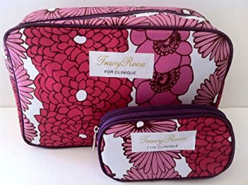 Amazon.com: Tracy Reese for Clinique Makeup Bags: Everything ...
