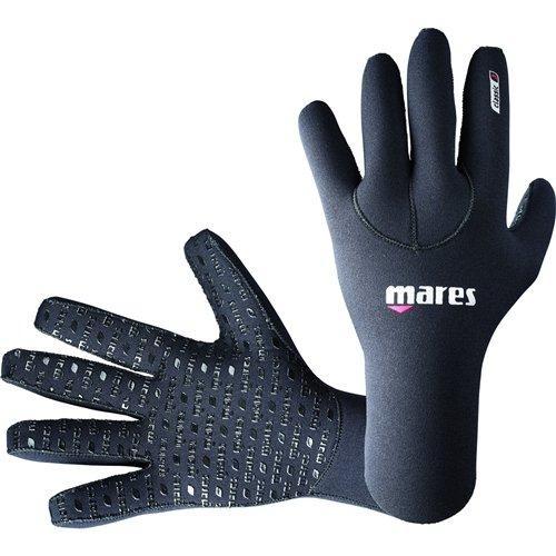 Mares Flexa Classic Scuba Dive Gloves, X-Large/3mm (Glove Dive Stretch)