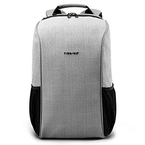 LAPACKER Laptop Backpack with Laptop Compartment Anti-theft and Cutting-resistant for Business Travel School Women Men Fit Under 15.6 Inch Laptop (Best Laptop For Financial Analyst)
