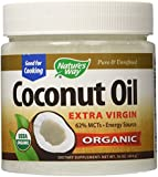 Natures Way EfaGold Coconut Oil 16 oz