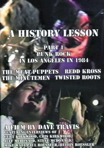 History Lesson Part 1: Punk Rock In Los Angeles In - Rock In Angeles Stores Los