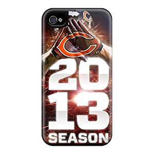 Perfect Hard Cell-phone Case For Iphone 6 (mUd9092krqk) Provide Private Custom HD Chicago Bears Skin