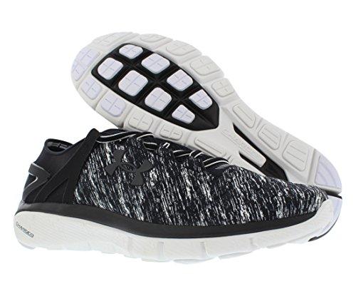 Under Armour Twist Black Men's White Shoes Running White Fortis BBzwqr