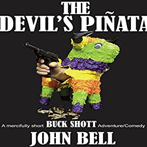 The Devil's Pinata Audiobook