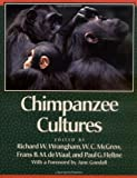 Chimpanzee Cultures, , 0674116631