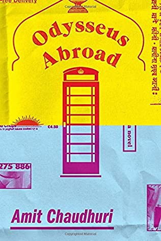 book cover of Odysseus Abroad