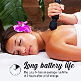 LuLu 7+ Upgraded Personal Wand Massager with Memory
