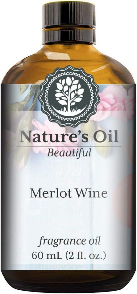 Merlot Wine Fragrance Oil (60ml) For Perfume