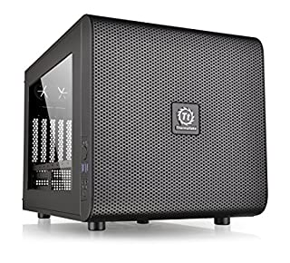 Thermaltake Core V21 SPCC Micro ATX Cube Computer Chassis CA-1D5-00S1WN-00 (B00PDDMN6S) | Amazon price tracker / tracking, Amazon price history charts, Amazon price watches, Amazon price drop alerts