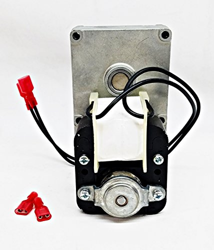 Englander Pellet Stove 1RPM Auger Motor PU-047040 / PH-CCW1- Fast Free Shipping!!