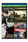Jarhead / The Kingdom / Green Zone / Spy Game Four Feature Films