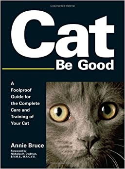 Book Cat Be Good: A Foolproof Guide for the Complete Care and Training of Your Cat by Annie Bruce (2005-10-06)