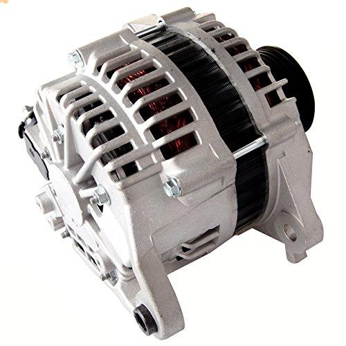 SCITOO Alternators 13937 fit Nissan Sentra 2002 2003 2004 2005 2006 S6 80A CW