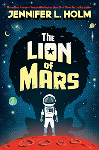 Book Cover: The Lion of Mars