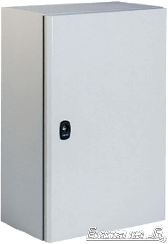 Schneider Electric NSYS3D6620 Parete Grigio armadio rack a corrente