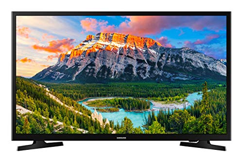 (Samsung Electronics UN32N5300AFXZA 32inch 1080p Smart LED TV (2018) Black (Renewed))