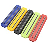 1 pc Wall Mount Magnetic Knife Storage Holder Rack Kitchen Tool