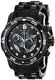 Invicta Men's 6986 Pro Diver Collection Chronograph Black Watch