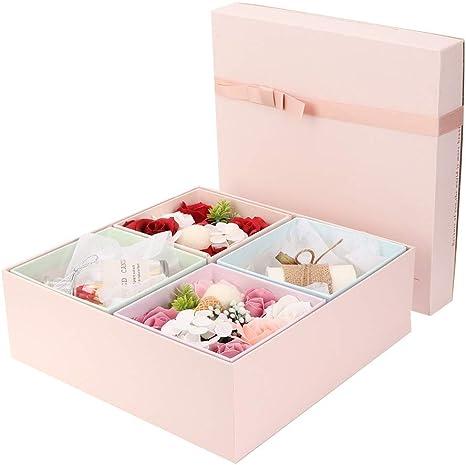 Regalos para el día de la Madre, Caja de Regalo con Vela de jabón ...