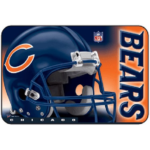 NFL 9851014 Chicago Bears Mat, Small/20