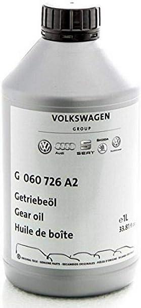 Aceite de transmision Original Audi Volkswagen para cambio de ...