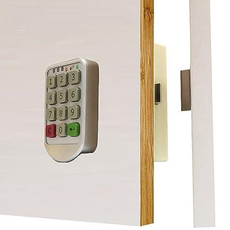 Amazon Electronic Cabinet Lock Kit Set Digital Keypad Cabinet