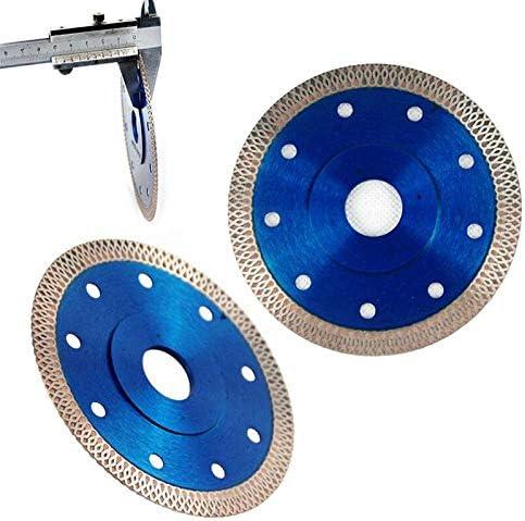 WXQ-XQ セラミックス磁器タイルソーブレードを切断するための鋸の1pcs 4.5inchダイヤモンドディスク1.2ミリメートル超薄型ダイヤモンドディスクソウ休暇を切断、A