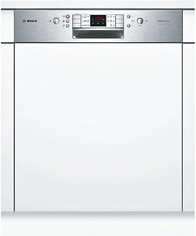 Bosch SMI63N65EU lavavajilla Semi-incorporado 13 cubiertos A+++ ...