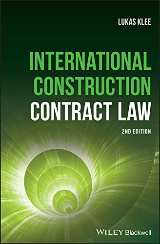 International Construction Contract Law (Contract Construction Variations)