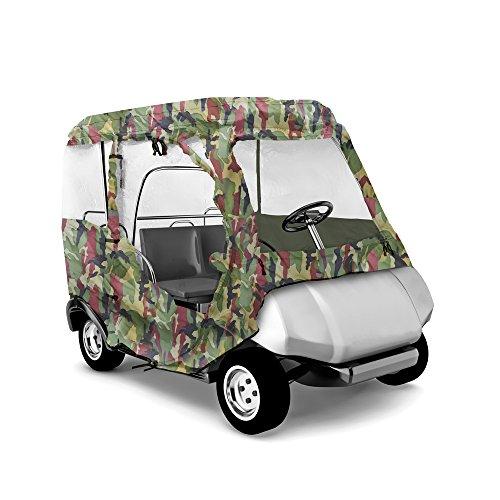 Pyle PCVGFCP91 Armor Shield Club Car Golf Cart Protective...
