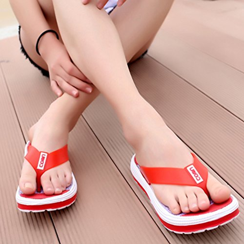 Chaussons Femme Red Red Red Femme Chaussons XHCHE Femme XHCHE Chaussons Chaussons XHCHE Femme Red XHCHE gwq7CIUU
